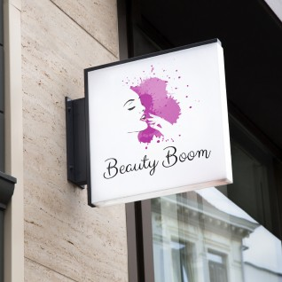 Логотип «BeautyBoom»